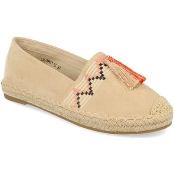 Zapatos Mujer Alpargatas Milaya 3R11 Beige