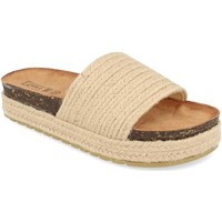 Zapatos Mujer Zuecos (Mules) Silvian Heach L-19 Beige