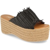 Zapatos Mujer Zuecos (Mules) Silvian Heach TS-6 Negro