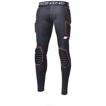 textil Leggings Sp Fútbol larga interior Pantera Niño Negro