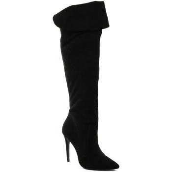 Zapatos Mujer Botas a la rodilla Parodi Passion 60/2147/99 Negro