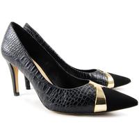 Zapatos Mujer Derbie & Richelieu Parodi Passion 60/8963/01 Negro
