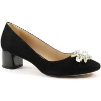 Zapatos Mujer Derbie Parodi Passion 73/2008/01 Negro