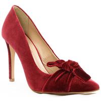 Zapatos Mujer Derbie & Richelieu Parodi Passion 82/3620/02 Burdeos
