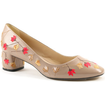 Zapatos Mujer Derbie Parodi Passion 73/2015/02 Beige