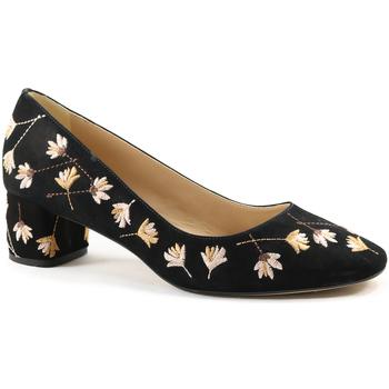Zapatos Mujer Derbie Parodi Passion 73/2015/01 Negro