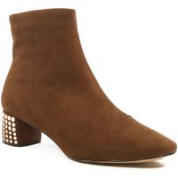 Zapatos Mujer Botines Parodi Passion 73/2501/02 Beige