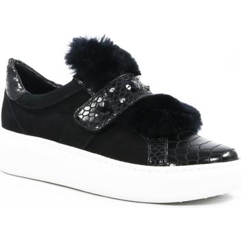 Zapatos Mujer Zapatillas bajas Parodi Passion 73/3809/01 Negro