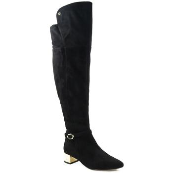 Zapatos Mujer Botas a la rodilla Parodi Passion 73/7210/01 Negro