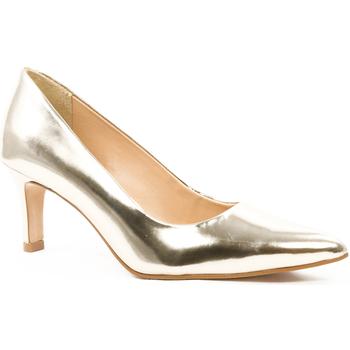 Zapatos Mujer Zapatos de tacón Parodi Passion 82/3706/03 Oro