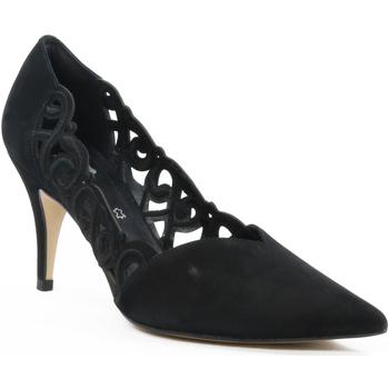 Zapatos Mujer Derbie & Richelieu Parodi Passion 73/4251/01 Negro