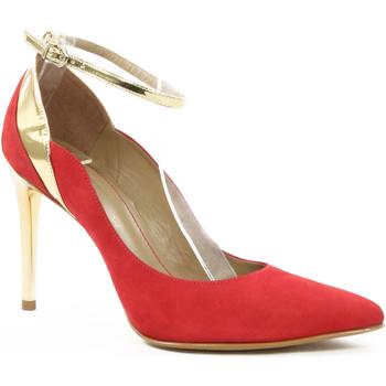 Zapatos Mujer Derbie & Richelieu Parodi Passion 73/8112/02 Rojo