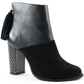 Zapatos Mujer Botas urbanas Parodi Passion 60/9458/01 Negro