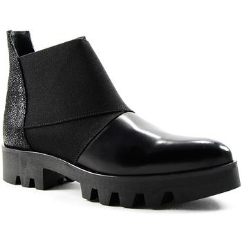 Zapatos Mujer Botas de caña baja Parodi Passion 65/6780/01 Negro
