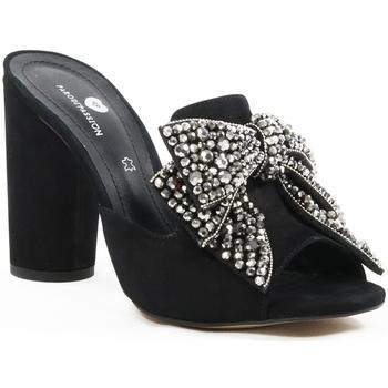 Zapatos Mujer Pantuflas Parodi Passion 73/2752/01 Negro