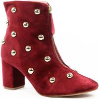 Zapatos Mujer Botines Parodi Passion 82/3711/02 Rojo