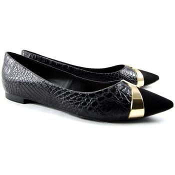 Zapatos Mujer Bailarinas-manoletinas Parodi Passion 60/8835/03 Negro