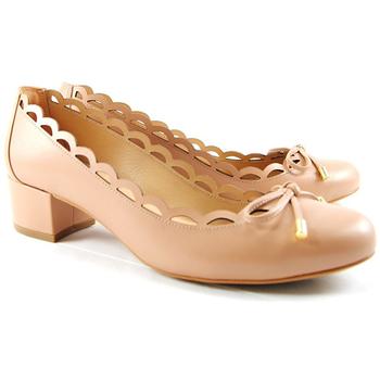 Zapatos Mujer Derbie Parodi Passion 60/9065/99 Beige