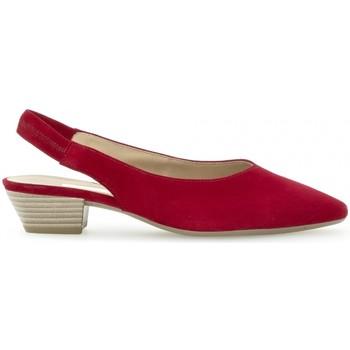 Zapatos Mujer Zapatos de tacón Gabor 41.530/15T35-2.5 Rojo