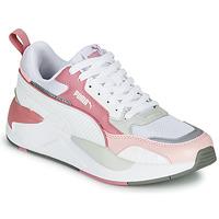 Zapatos Mujer Zapatillas bajas Puma X-RAY 2 Blanco / Rosa