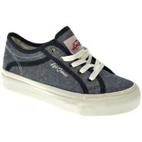Zapatos Mujer Zapatillas bajas Lois 61245 Azul