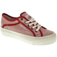 Zapatos Mujer Zapatillas bajas Lois 61245 Rojo