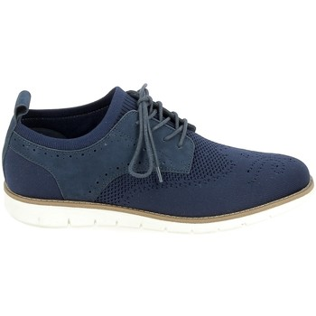 Zapatos Hombre Derbie & Richelieu Schmoove Echo Derby Marine Azul