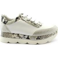 Zapatos Mujer Zapatillas bajas Café Noir CAF-E20-DB178-BI Bianco