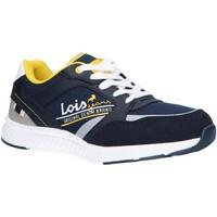 Zapatos Niños Multideporte Lois 63054 Azul