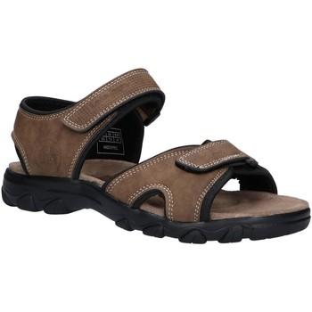 Zapatos Hombre Sandalias Lois 86048 Marr?n