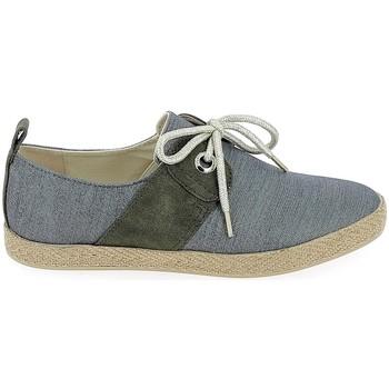 Zapatos Mujer Derbie Armistice Cargo One Capri Ardoise Gris
