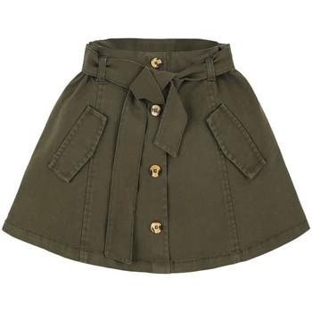 textil Niña Shorts / Bermudas Mayoral Falda sarga Verde Verde
