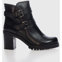 Zapatos Mujer Botines Oxyd WH-238 H06 Negro