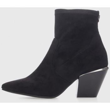 Zapatos Mujer Botines Pedro Miralles 25357 Negro