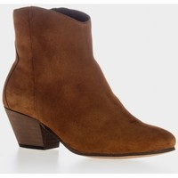 Zapatos Mujer Botines Troppa 8979 Marrón