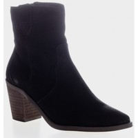 Zapatos Mujer Botines Troppa 8981 Negro