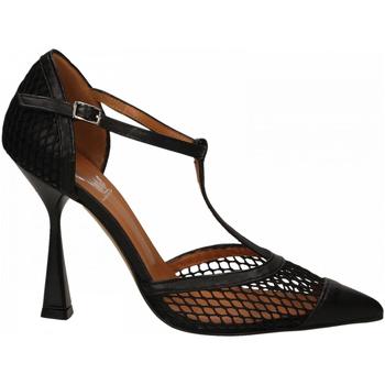 Zapatos Mujer Zapatos de tacón Mivida CHIFFON+RETE nero