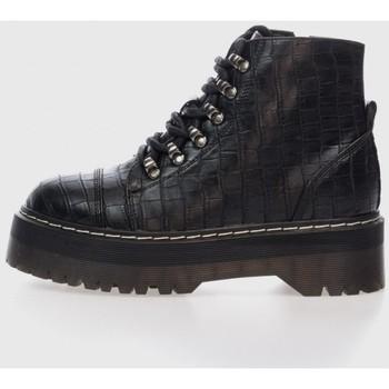 Zapatos Mujer Botas de caña baja Coolway ABLIS Negro