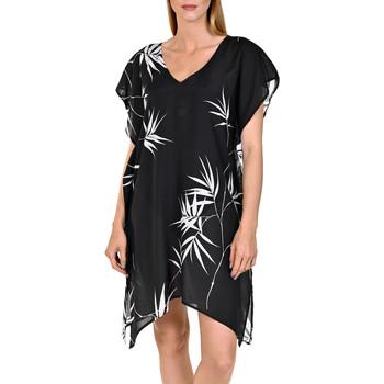 textil Mujer Túnicas Lisca Ocean City  Beach Caftán Pearl Black