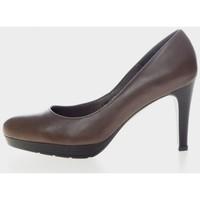 Zapatos Mujer Zapatos de tacón Kamome 2163 Marrón