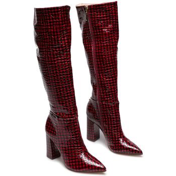Zapatos Mujer Botas urbanas Parodi Passion 83/5106/01 Rojo