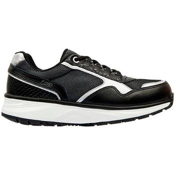 Zapatos Mujer Zapatillas bajas Joya TINA II BLACK_SILVER