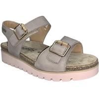 Zapatos Mujer Sandalias Mobils By Mephisto Tarina gris pardo