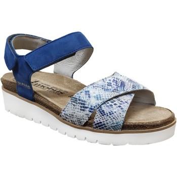 Zapatos Mujer Sandalias Mobils By Mephisto Tamia azul
