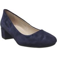Zapatos Mujer Zapatos de tacón Mephisto Brity Terciopelo azul marino