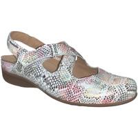 Zapatos Mujer Bailarinas-manoletinas Mobils By Mephisto Fiorine Cuero multicolor