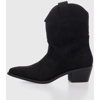 Zapatos Mujer Botines Corina C9734 Negro