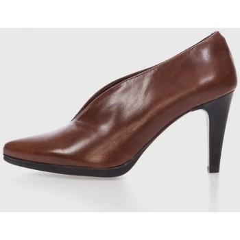 Zapatos Mujer Zapatos de tacón Kamome 92053 Marrón