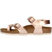 Zapatos Niña Sandalias Birkenstock 1014444 Rosa