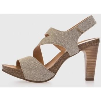 Zapatos Mujer Sandalias Penelope 5067 Plata